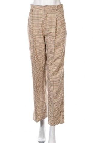 Дамски панталон Zara, Размер S, Цвят Многоцветен, Цена 13,32лв.