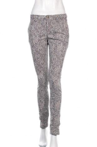 Дамски панталон Zara, Размер M, Цвят Многоцветен, 97% памук, 3% еластан, Цена 12,30лв.
