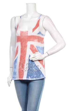 Tricou de damă Pepe Jeans, Mărime S, Culoare Multicolor, Bumbac, Preț 142,93 Lei