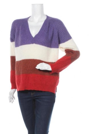 Дамски пуловер Aaiko, Размер S, Цвят Многоцветен, 47% акрил, 27% мохер, 26% полиамид, Цена 18,60лв.