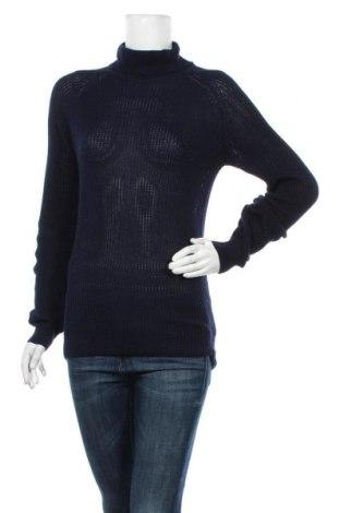 Дамски пуловер Brave Soul, Размер M, Цвят Син, Полиестер, Цена 19,60лв.