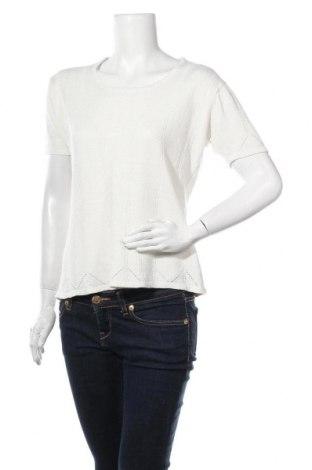 Дамски пуловер Estelle, Размер XL, Цвят Бял, Цена 10,87лв.