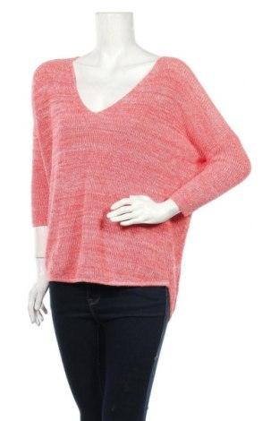Дамски пуловер Express, Размер S, Цвят Розов, Памук, Цена 11,81лв.