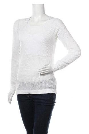 Dámský svetr Street One, Velikost M, Barva Bílá, 50% bavlna, 50% Polyacryl, Cena  160,00Kč