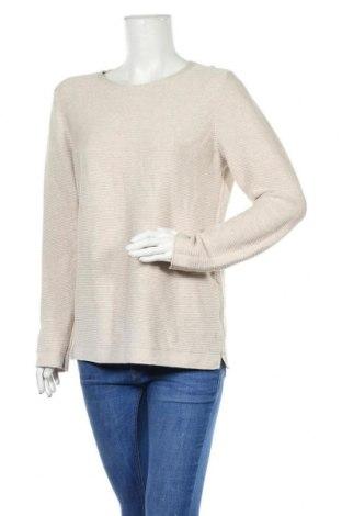 Γυναικείο πουλόβερ Tom Tailor, Μέγεθος XL, Χρώμα  Μπέζ, Τιμή 18,14€