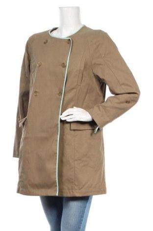 Дамски шлифер Adolfo Dominguez, Размер M, Цвят Бежов, Цена 25,81лв.