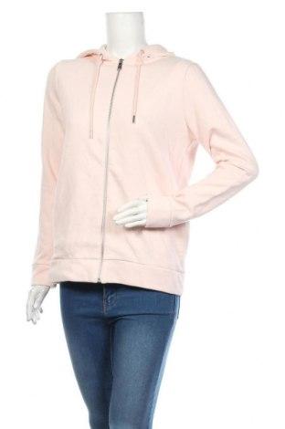 Дамски суичър Meraki, Размер L, Цвят Розов, 70% памук, 30% полиестер, Цена 25,60лв.
