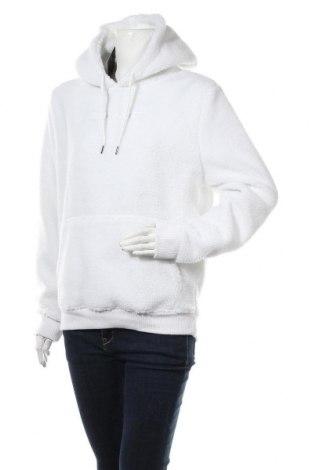 Дамски суичър NIGHT ADDICT, Размер S, Цвят Бял, Полиестер, Цена 38,35лв.