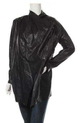Dámská kožená bunda  Vespucci by VSP, Velikost S, Barva Černá, Pravá kůže, Cena  8220,00Kč