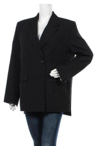Γυναικείο σακάκι Miss Sixty, Μέγεθος M, Χρώμα Μαύρο, 70% μαλλί, 30% πολυεστέρας, Τιμή 23,61€