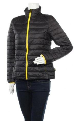 Дамско яке, Размер L, Цвят Черен, Полиамид, пух и пера, Цена 18,66лв.