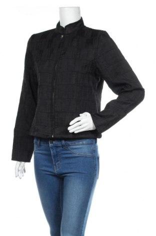Дамско яке Estelle, Размер M, Цвят Черен, Полиестер, Цена 9,59лв.