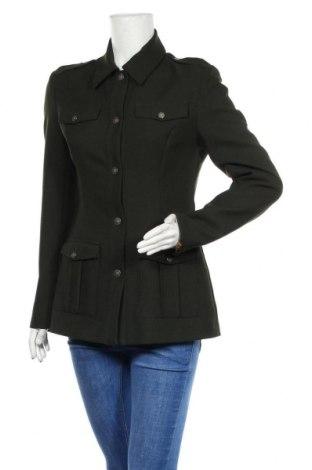 Дамско яке Versace Jeans, Размер S, Цвят Зелен, Полиестер, Цена 72,00лв.