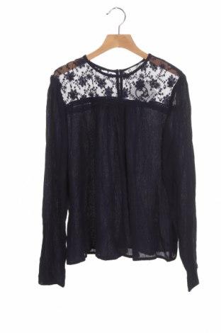 Детска блуза Cubus, Размер 12-13y/ 158-164 см, Цвят Син, 100% вискоза, Цена 4,42лв.