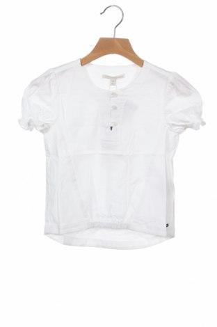 Детска блуза Mexx, Размер 4-5y/ 110-116 см, Цвят Бял, Памук, Цена 8,00лв.