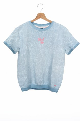 Детска блуза Petrol Industries, Размер 13-14y/ 164-168 см, Цвят Син, Памук, Цена 24,30лв.