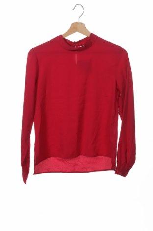 Детска блуза Vrs, Размер 10-11y/ 146-152 см, Цвят Розов, Полиестер, Цена 3,86лв.