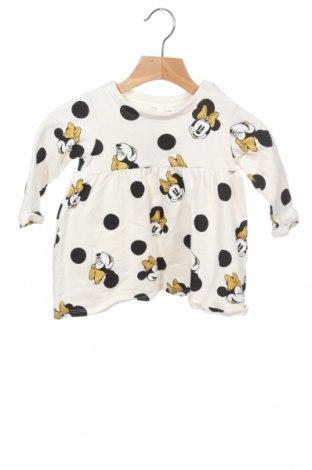 Детска рокля H&M, Размер 6-9m/ 68-74 см, Цвят Многоцветен, Памук, Цена 9,60лв.