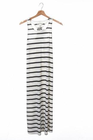 Dětské šaty  H&M L.O.G.G., Velikost 11-12y/ 152-158 cm, Barva Bílá, 72% polyester, 25% viskóza, 3% elastan, Cena  231,00Kč