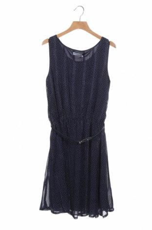 Детска рокля Happy Girls By Eisend, Размер 12-13y/ 158-164 см, Цвят Син, Полиестер, Цена 12,89лв.