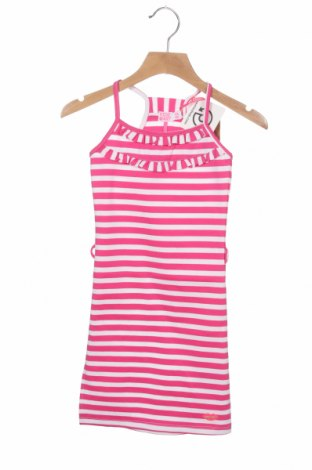 Детска рокля Kidz Art, Размер 18-24m/ 86-98 см, Цвят Розов, 65% памук, 30% полиестер, 5% еластан, Цена 4,92лв.