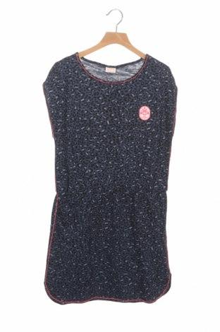 Детска рокля Protest, Размер 13-14y/ 164-168 см, Цвят Син, 60% памук, 40% полиестер, Цена 8,84лв.