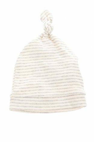 Детска шапка Zara, Цвят Бял, Памук, Цена 8,05лв.