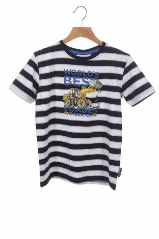 Детска тениска Salt & Pepper, Размер 7-8y/ 128-134 см, Цвят Многоцветен, 95% памук, 5% еластан, Цена 10,03лв.