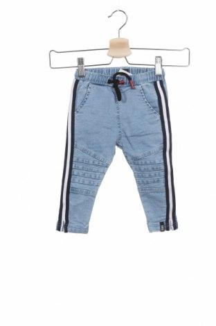 Παιδικά τζίν Beebielove, Μέγεθος 9-12m/ 74-80 εκ., Χρώμα Μπλέ, 98% βαμβάκι, 2% ελαστάνη, Τιμή 7,82€