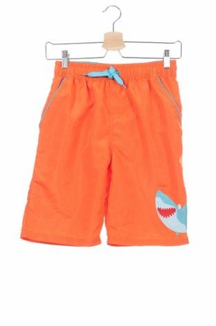 Детски къс панталон Knot So Bad, Размер 12-13y/ 158-164 см, Цвят Оранжев, Полиестер, Цена 11,00лв.