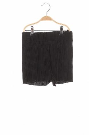 Детски къс панталон Name It, Размер 6-7y/ 122-128 см, Цвят Черен, Полиестер, Цена 5,64лв.