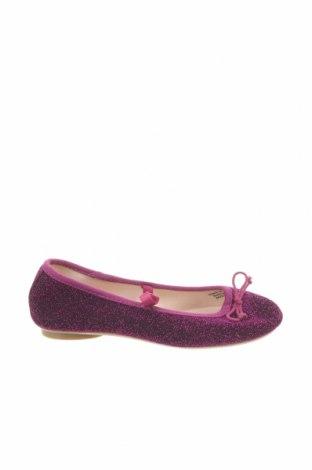 Детски обувки Lefties, Размер 30, Цвят Лилав, Текстил, Цена 8,40лв.