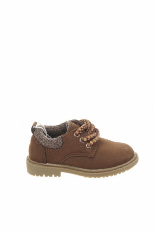 Детски обувки Lefties, Размер 19, Цвят Кафяв, Еко кожа, Цена 3,00лв.