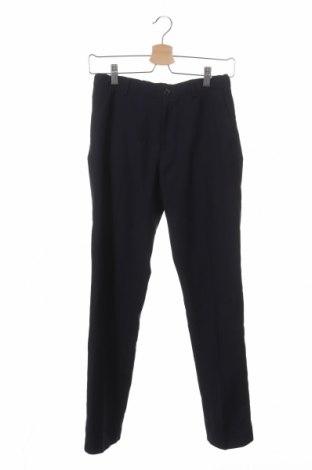 Pantaloni pentru copii Cubus, Mărime 13-14y/ 164-168 cm, Culoare Albastru, 65% poliester, 35% viscoză, Preț 14,19 Lei