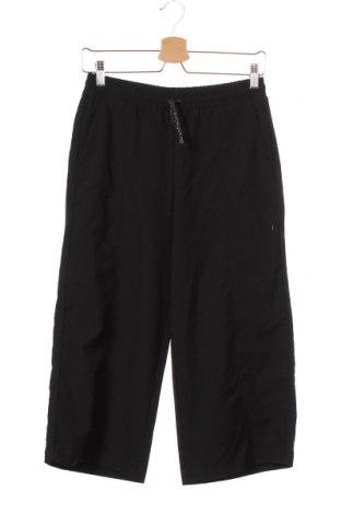 Детски панталон United Colors Of Benetton, Размер 12-13y/ 158-164 см, Цвят Черен, 70% полиестер, 26% вискоза, 4% еластан, Цена 14,31лв.