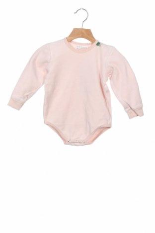 Haina body pentru copii GREEN COTTON, Mărime 5-6y/ 116-122 cm, Culoare Roz, 100% bumbac, Preț 35,92 Lei