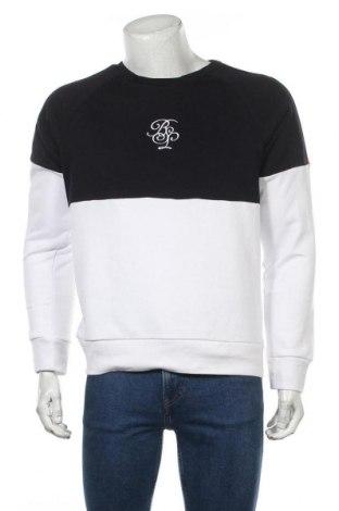Мъжка блуза Brave Soul, Размер M, Цвят Син, 80% памук, 20% полиестер, Цена 22,54лв.