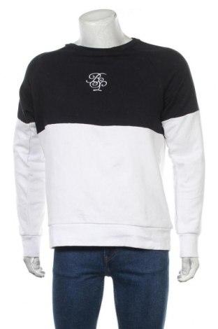 Мъжка блуза Brave Soul, Размер L, Цвят Син, 80% памук, 20% полиестер, Цена 24,01лв.