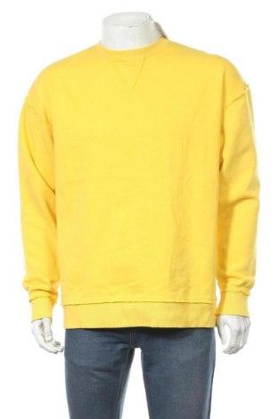 Bluză de bărbați Urban Classics, Mărime M, Culoare Galben, 70% bumbac, 30% poliester, Preț 55,26 Lei