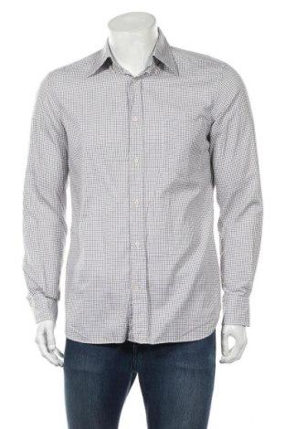 Мъжка риза Boggi, Размер M, Цвят Многоцветен, Памук, Цена 14,43лв.