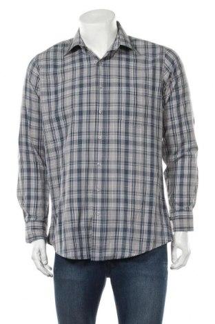 Мъжка риза Centerline, Размер M, Цвят Многоцветен, 65% полиестер, 35% памук, Цена 5,52лв.