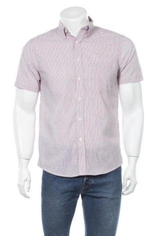 Мъжка риза Mo, Размер S, Цвят Многоцветен, 65% полиестер, 35% памук, Цена 4,51лв.