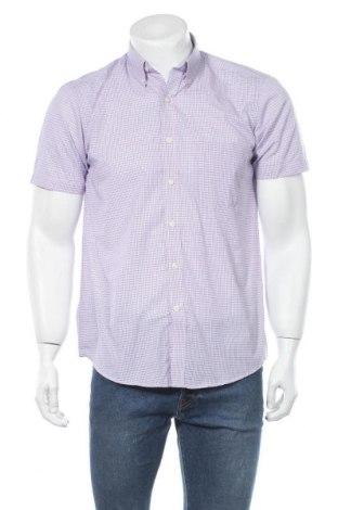 Мъжка риза Mo, Размер S, Цвят Многоцветен, 65% полиестер, 35% памук, Цена 4,95лв.
