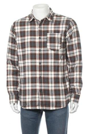 Мъжка риза Originals By Jack & Jones, Размер L, Цвят Многоцветен, 60% памук, 40% полиестер, Цена 18,13лв.