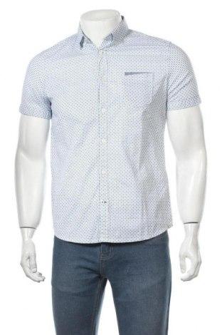Мъжка риза Tom Tailor, Размер S, Цвят Многоцветен, 98% памук, 2% еластан, Цена 6,49лв.