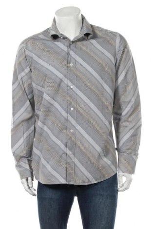 Мъжка риза Tom Tailor, Размер XL, Цвят Многоцветен, 100% памук, Цена 6,83лв.