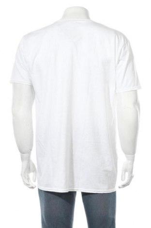 Мъжка тениска, Размер XL, Цвят Бял, Памук, Цена 19,50лв.