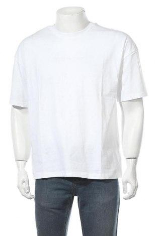 Мъжка тениска Edc By Esprit, Размер S, Цвят Бял, Памук, Цена 3,00лв.