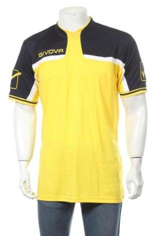Pánské tričko  Givova, Velikost L, Barva Vícebarevné, Polyester, Cena  261,00Kč