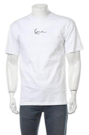 Мъжка тениска Karl Kani, Размер XS, Цвят Бял, Памук, Цена 14,43лв.